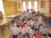 2T: Officially Second Graders