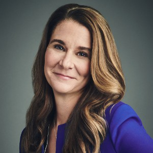 Melinda Gates is the 2019 National Library Week Honorary Chair