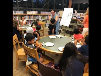 Family ESL Night @ The Byram Shubert Library