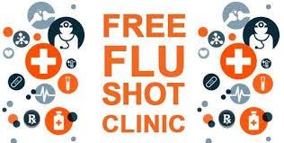 Free Flu Vaccination Clinic