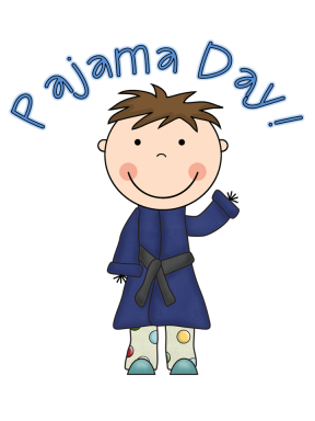 Holiday Assembly and all school Pajama Day!- December 20th