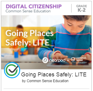 Going Places Safely K-2