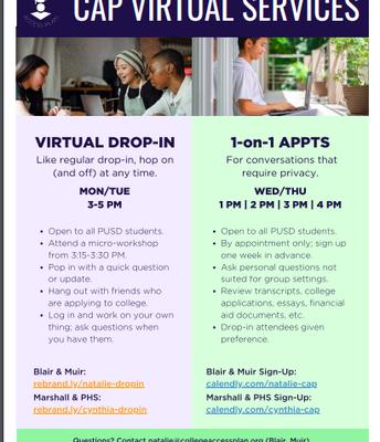 CAP Virtual Services
