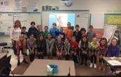 Ms. Kimpton's 4th Grade Class
