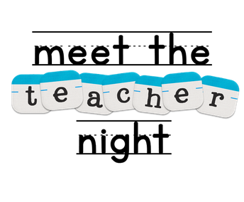 Meet the Teacher Procedures & Details