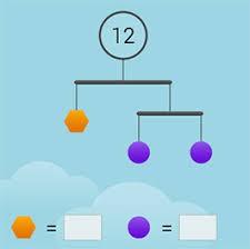 Balance Math Puzzles
