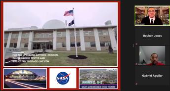Mr. Hardy Brown II introduces NASA Engineer Joshua Allen!