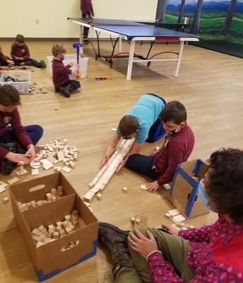 Cubes & planks