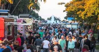 Food Truck Fridays are back!