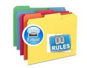 Email: Folders & Rules