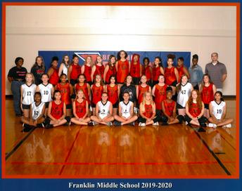8th Grade Girls' Volleyball