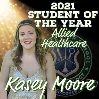 Kasey Moore, Allied Healthcare SOY