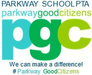 Parkway PTA logo.