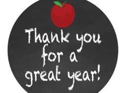 Thank You to Our Teachers/Staff