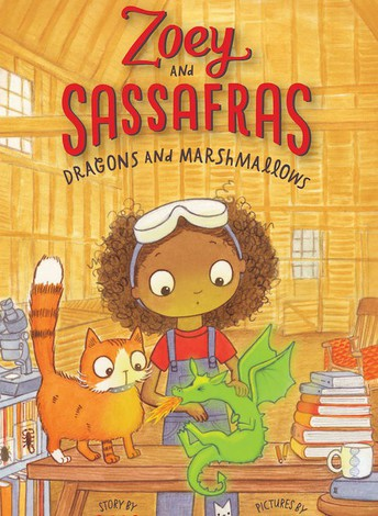 Zoey and Sassafras by Asia Citro