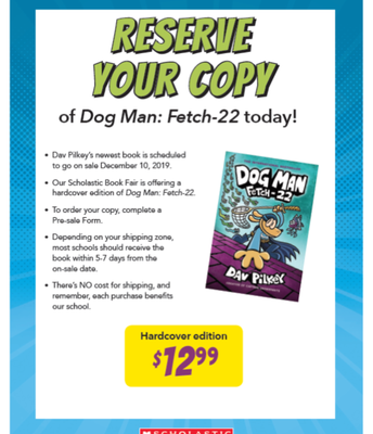 Dog Man: Fetch-22