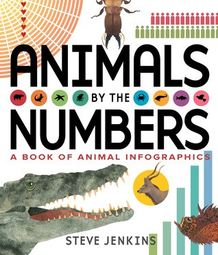 Animals By the Numbers: a Book of Infographics by Steve Jenkins