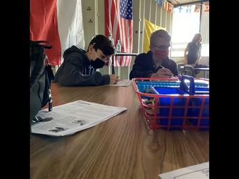 Mr. McGregor's History Class