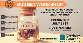 7/21-Budget Workshop