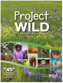 Project Wild Workshop for 3rd - 12th Grade