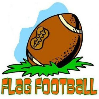 Organized Flag Football for students with special needs