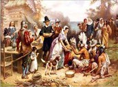 The History about Thanksgiving by Jessica Hughes