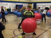 4th Grade PE Open House