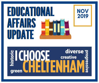 Stay Informed: Educational Affairs Committee