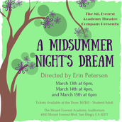 """Pre-Audition Workshop for """"A Midsummer Night's Dream"""""""