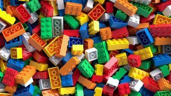 Our Media Center needs Legos!