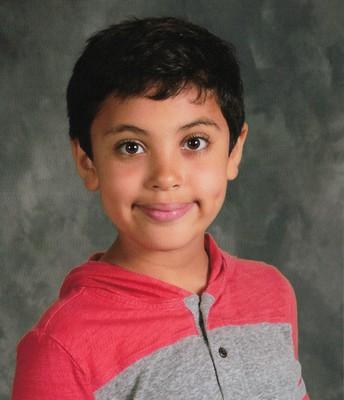 Ahmad M., 4th Grade