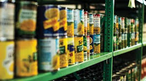 Food Pantry List