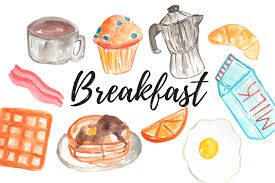 Daily Breakfast Information