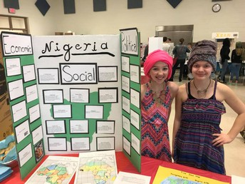 International Celebration at OVMS