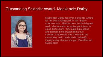 Mackenzie Darby