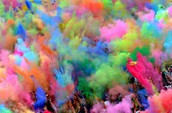 COLOR ME RUN