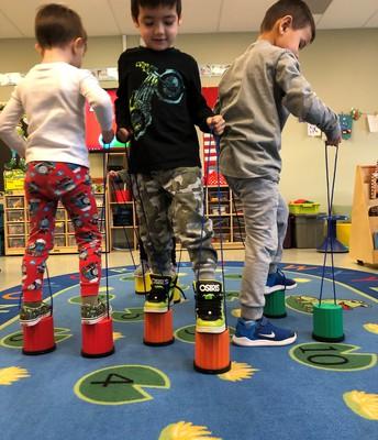 Balance & Coordination