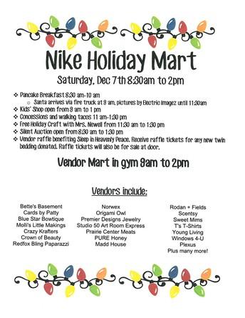 PTO Holiday Mart
