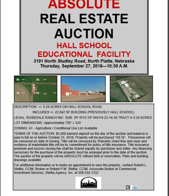 Hall Elementary School Auction