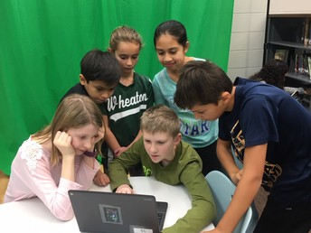 5th graders produce behavior videos