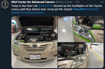 Center for Advanced Careers