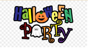 Halloween Parties and Parade - Oct. 30