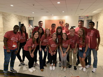 Gators of the Week: RBHS Students Serve EL Education at National Conference