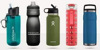 Recuerda tu botella de agua
