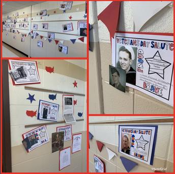 Honoring Family Veterans
