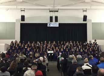 Oak Valley Choir Performance