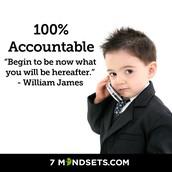 100% Accountable