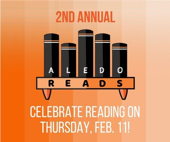 2nd Annual Aledo Reads!