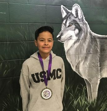 8th Grade- Jayden H.