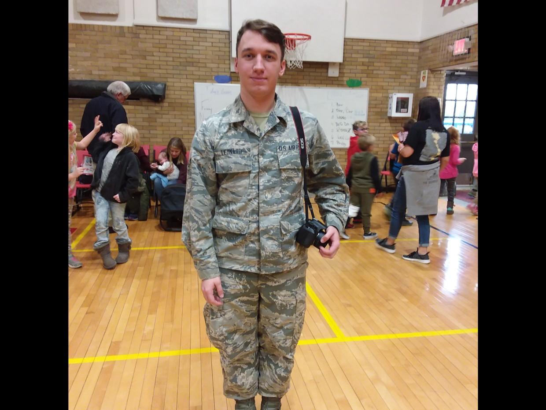Jake Leonard, CHS Class of 2017